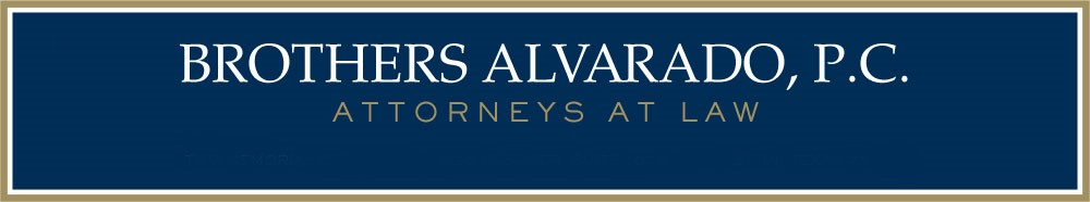 Brothers Alvarado Attorneys at Law Houston TX
